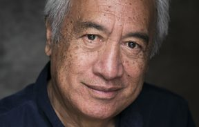 Writer and poet Witi Ihimaera
