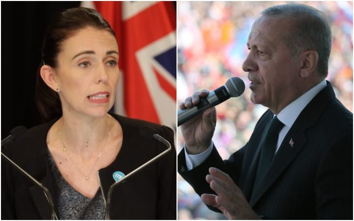 New Zealand FM heads to Turkey to 'confront' Erdogan's comments on massacre