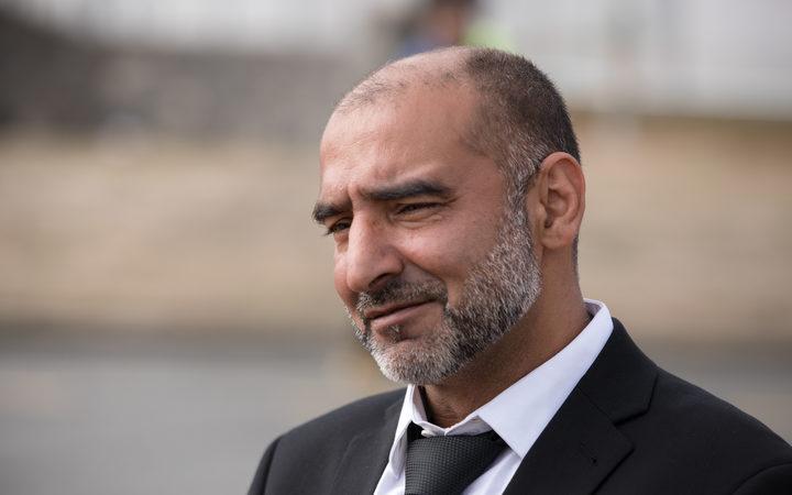 Yama Nabi, son of Haji-Daoud Nabi, who was killed during the Christchurch mosque terror attacks.