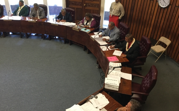 Fruean declines American Samoa cabinet job