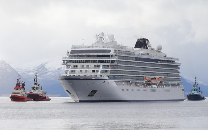 Canadians aboard troubled cruise ship; 1 injured: Global Affairs Canada