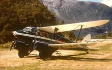 Brian Chadwick's Dragonfly-type plane went missing between Christchurch and Milford Sound on 12 February 1962.