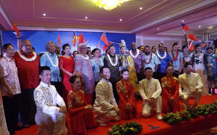 Launch of China/Pacific Island Countries Year of Tourism 2019