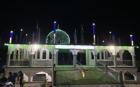 The new Masjid Ul Halil Mosque in Lautoka, Fiji.