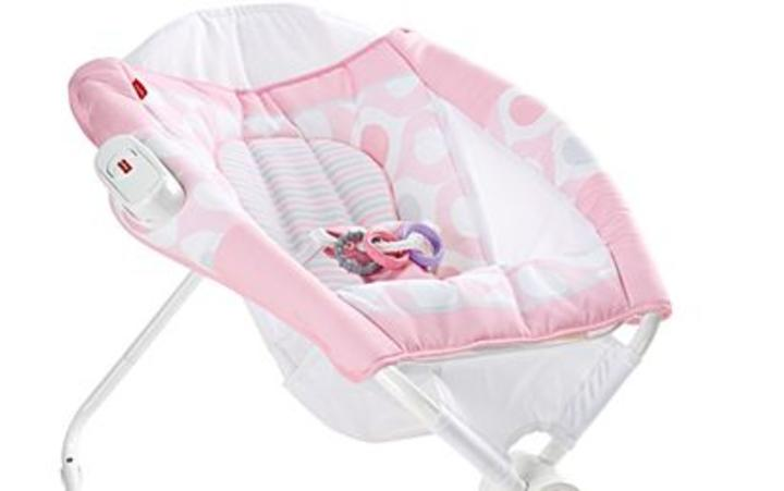 Fisher-Price Issues Recall Of Millions Of Rock 'N Play Baby Sleepers