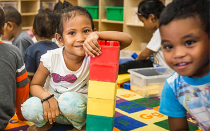A UNICEF report has found that four out of 10 children in the Pacific are not enrolled in pre-primary education.