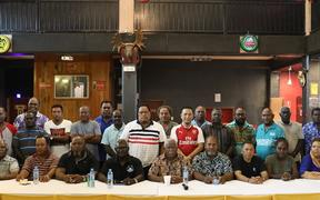 The Solomons Democratic Coalition for Advancement one of two coalitions vying to form the new government in Solomon Islands.