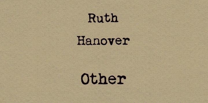 Other by Ruth Hanover