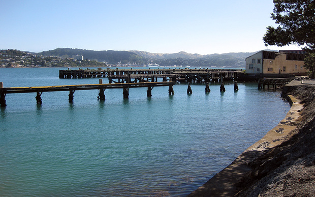 Shelly Bay, Wellington