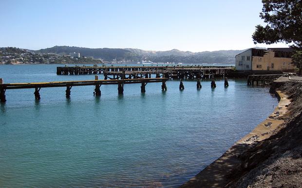 Shelley Bay, Wellington.