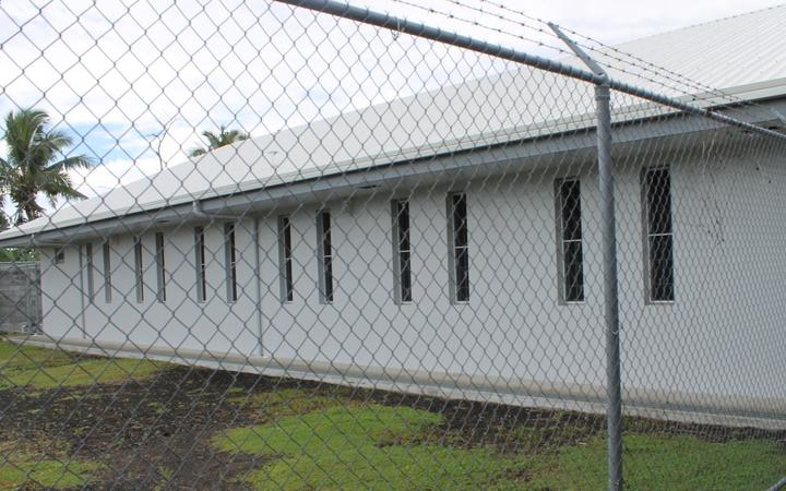 American Samoa has opened a new detention facility at the Territorial Correctional Facility.
