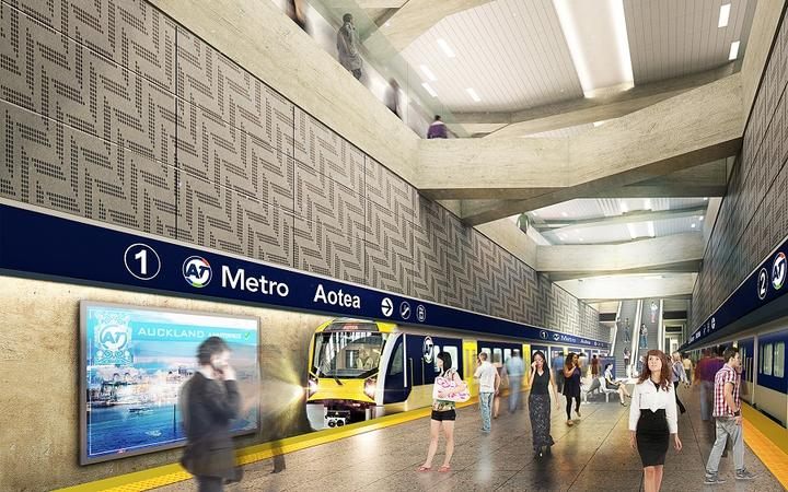 Cost of Auckland's City Rail Link rises by $1b