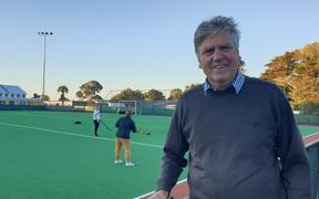Taranaki Synthetic Turf Trust member Hugh Barnes says the region is chronically short of hockey fields and teams from New Plymouth have to travel to Stratford for training.