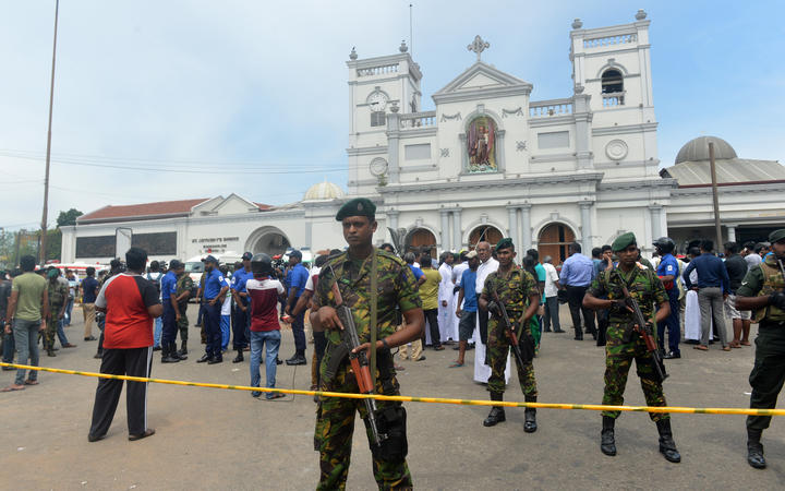 Easter Sunday bomb blasts kill more than 200 in Sri Lanka