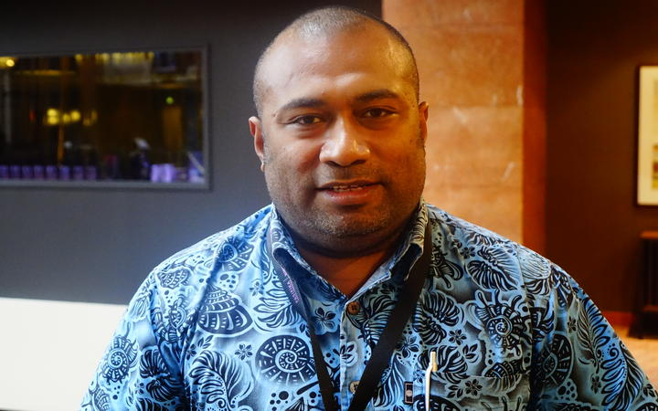 Dr Ifereimi Waqainabete, the President of the Fiji Medical Association