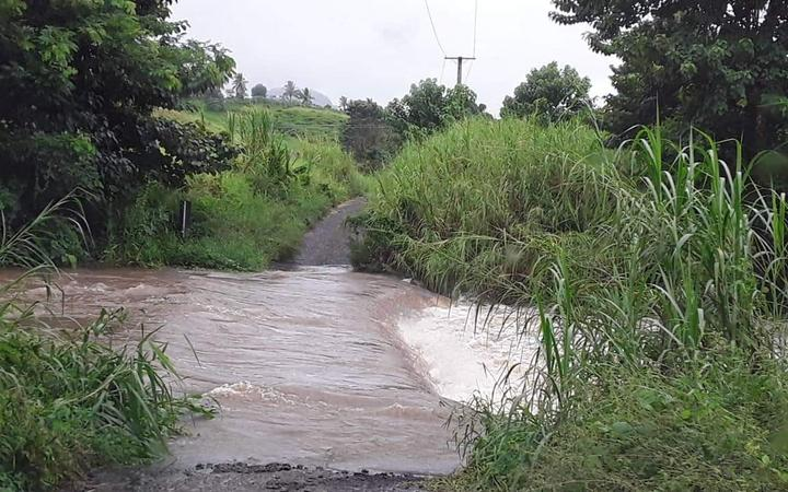 Flooding in Fiji