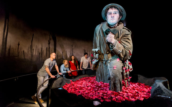 Gallipoli exhibition at Te Papa extended for another 3 years due to demand