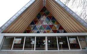 Christchurch Transitional Cathedral.