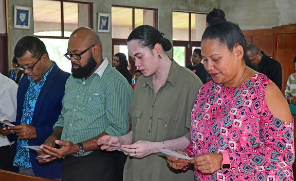 Fijians this week remembered the victims of the Sri Lankan bombings on Easter Sunday.