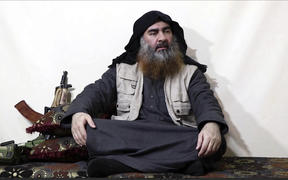 Abu Bakr al-Baghdadi has not been seen on video for five years