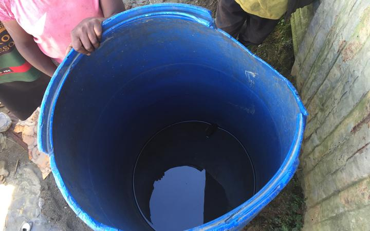 Communities living around Papua New Guinea's Porgera gold mine lack enough access to clean water to meet their basic needs.