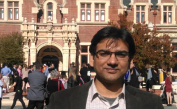 Dr Haroon Mahmood, a victim of the Christchurch terror attack.