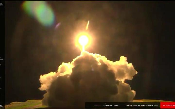 Rocket Lab launches second mission of 2019