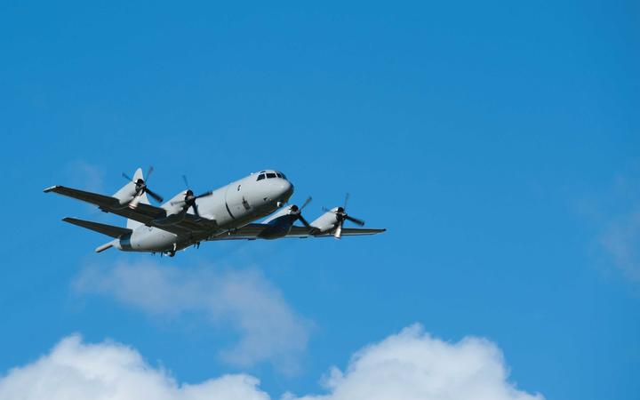 The New Zealand Defence Force has deployed a Royal New Zealand Air Force P-3K2 Orion aircraft to help search for two vessels in Kiribati that failed to return from separate fishing trips last week.