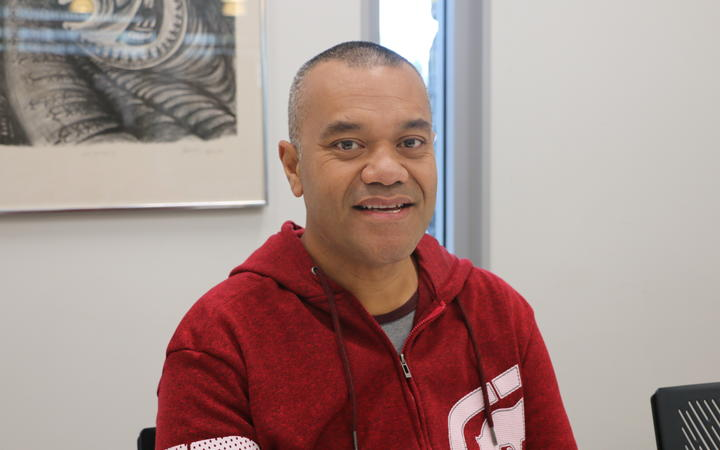 Otara Health chairperson Efeso Collins.