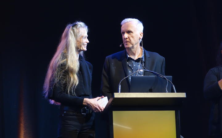 Environmental activist Suzy Amis Cameron