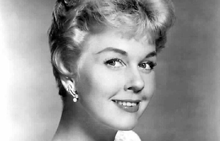 American actress Doris Day