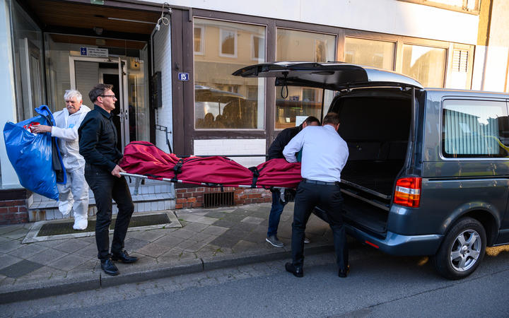 Investigators find two bodies in Lower Saxony. The dead women had been discovered in the apartment of one of the Passau victims in Wittingen in the district of Gifhorn.