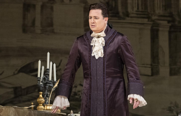 Matthew Polenzani as Tito at The Met