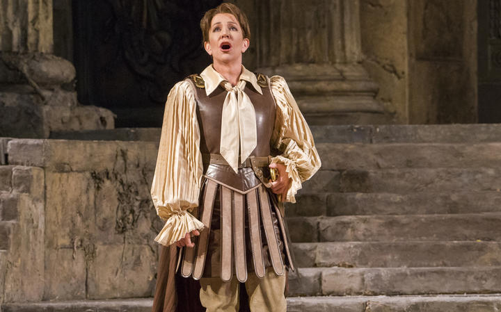 Joyce DiDonato as Sesto at The Met
