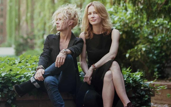 Shelby Lynne and Allison Moorer have a duet album called Not Dark Yet