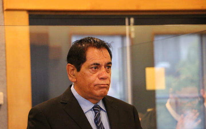 Stephen James Henare, 61, is on trial in the High Court at Auckland.