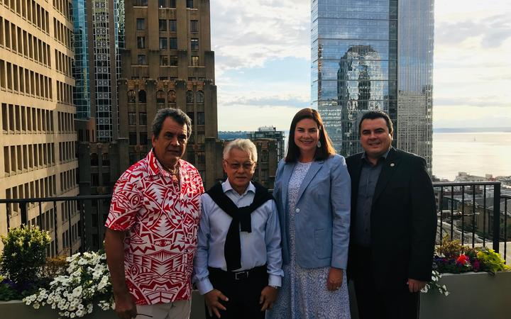 French Polynesian leadership in Seattle
