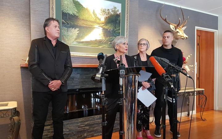 Destiny church leaders launch Coalition New Zealand political party.
