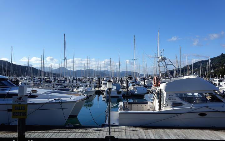 The extra berths for recreational boats at Waikawa would take the total to almost 870.