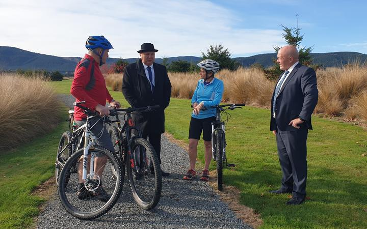 Otago cycle trail funding turns 'dream into a reality' - Mayor