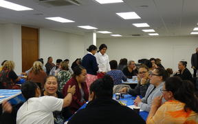 Pacific women meeting in Porirua