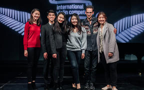 Semi-finalists, Michael Hill Violin Competition 2019
