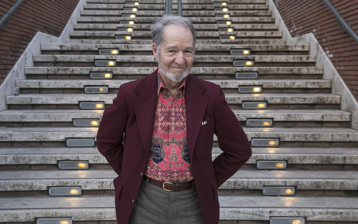 American scientist and writer Jared Diamond.
