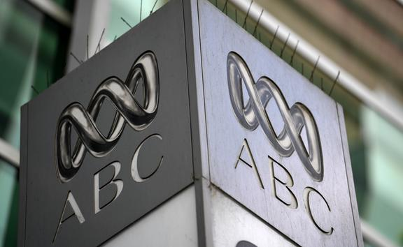 Police raided ABC head office in Sydney.