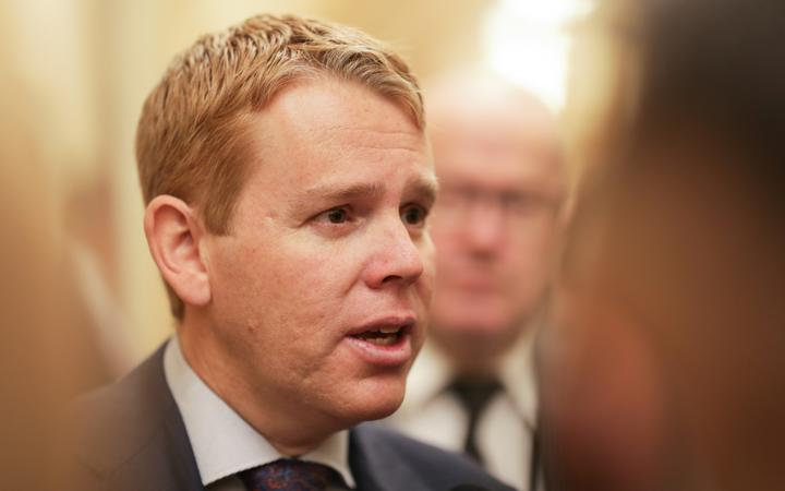 Education Minister Chris Hipkins details changes in big new bill