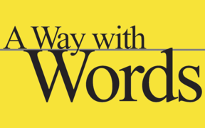 A Way With Words logo