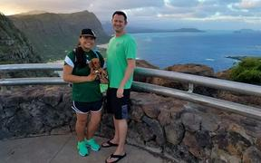 American couple Michelle and David Paul died in Fiji while holidaying.