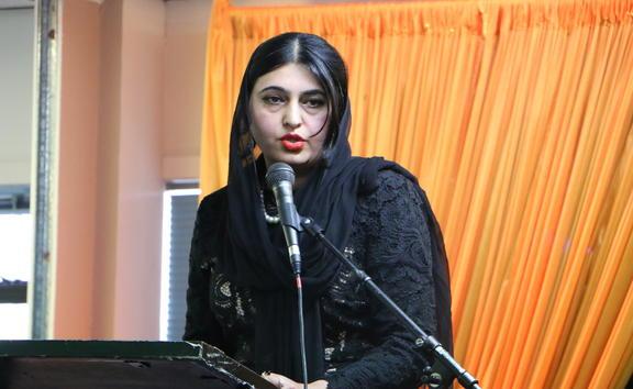 Iqra Elementary principal Fatima Zahid.