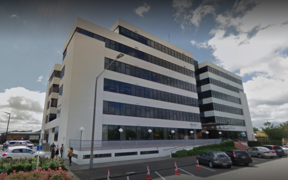 IRD and NZTA offices in Palmerston North.