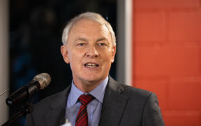 Auckland Mayor Phil Goff